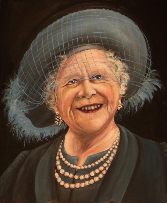 Elizabeth II by gjr76@hotmail.com